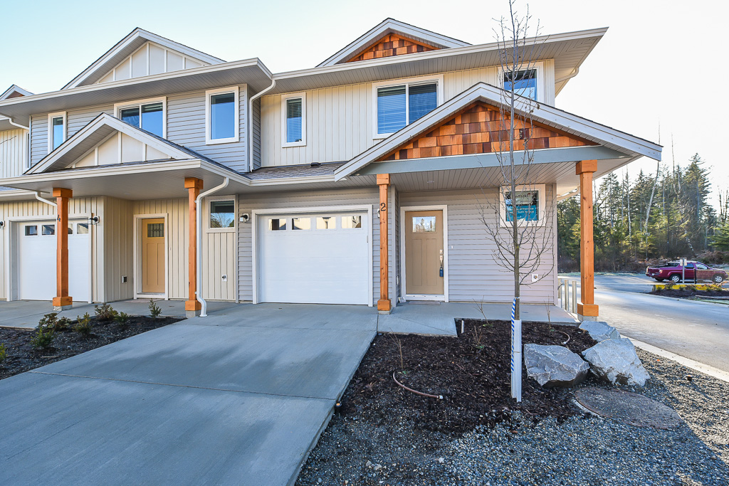 New Townhomes Courtenay Parkside