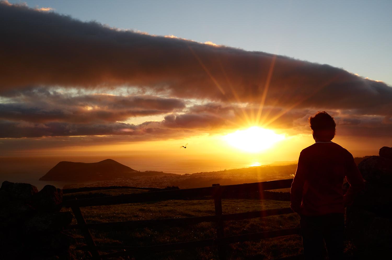 Mount Brasil Sunset View