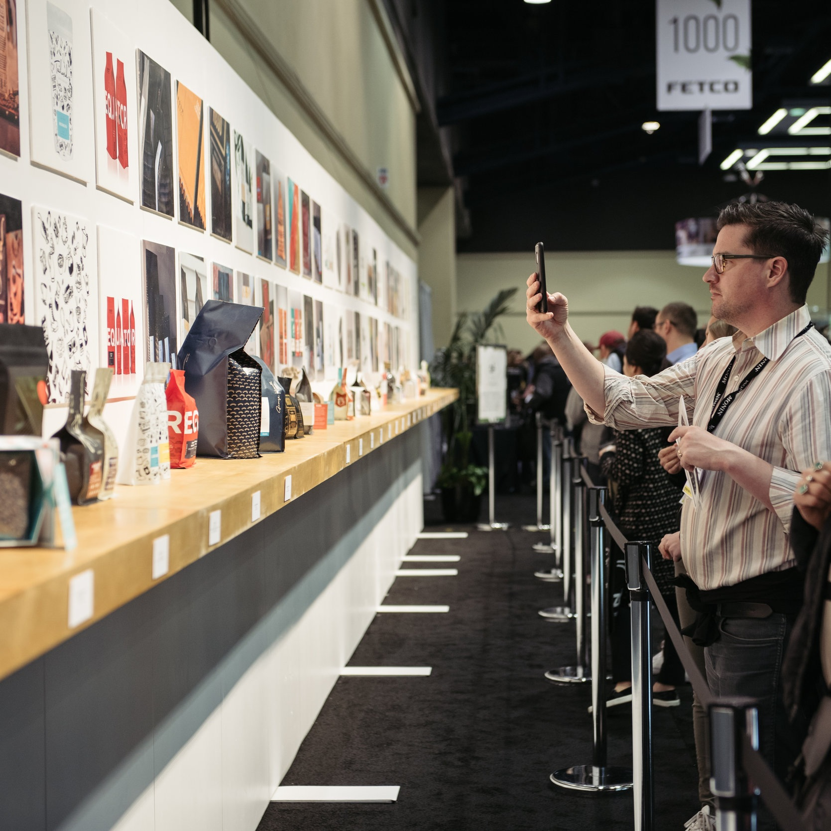 DESIGN LAB - Great design and great coffee often go hand in hand. This year, we're introducing a new interactive exhibit concept - Design Lab which has been running at our Coffee Expo for the last 4 years. This year's exhibits will focus on coffee packaging, vessels, spaces and branding.Apply to Design Lab