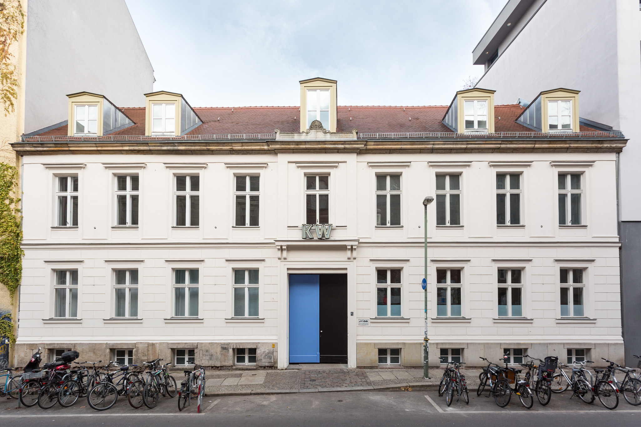 KW Institute for Contemporary Art. Photo: Philippe Van Snick.