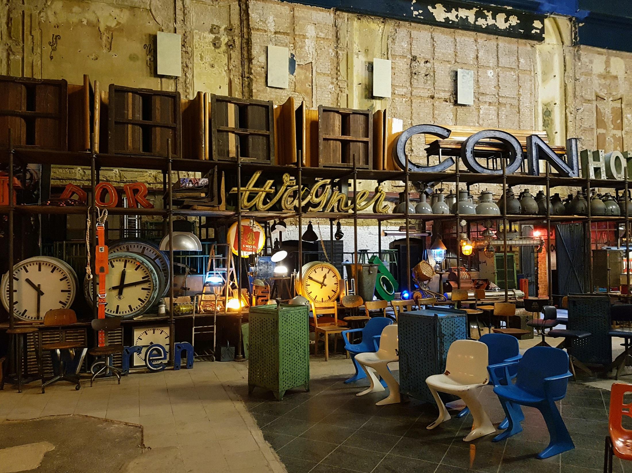 Urban Industrial. Photo: Hilda Hoy.
