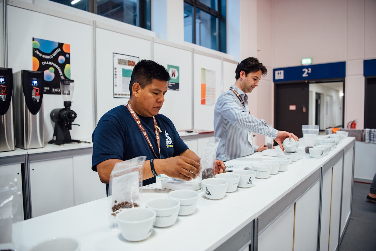 cupping room - Made for cupping coffees, the Cupping Room will be hosting coffee cuppings every day throughout World of Coffee. A selection of cuppings will be open to the public.Schedule Coming in 2020