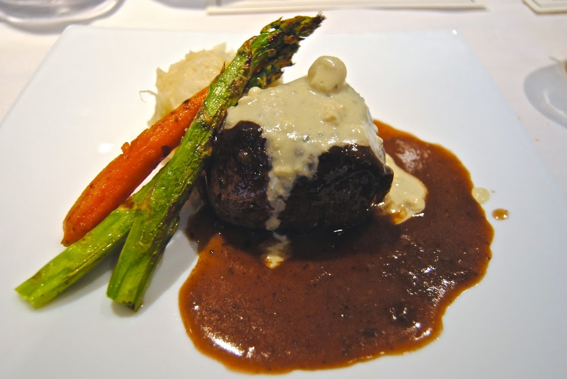Blue Cheese Angus Filet Mignon (New)