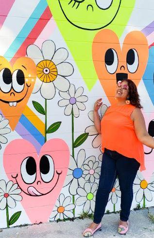 11 Most Instagrammable and Colorful Walls in Orlando (1st 5 Spots