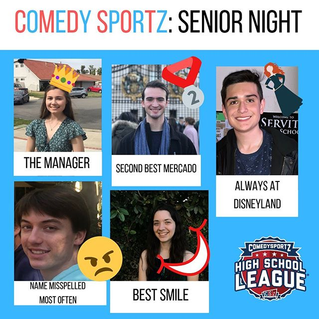 LAST MATCH OF THE YEAR! Don't miss out on the laughs! @corneliaconnellyhs @rosaryroyals @servitehs