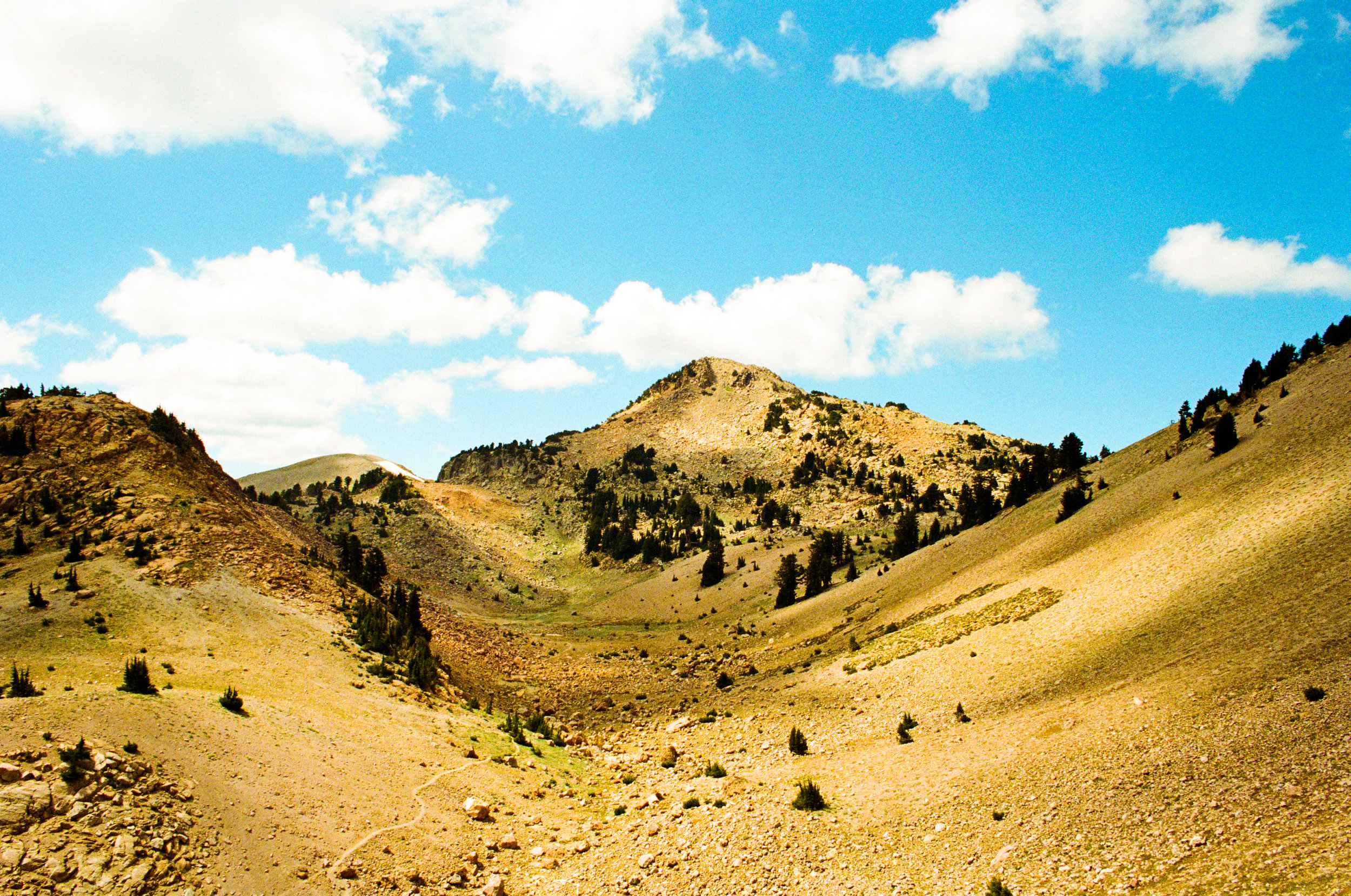 Mount Lassen National Park, California