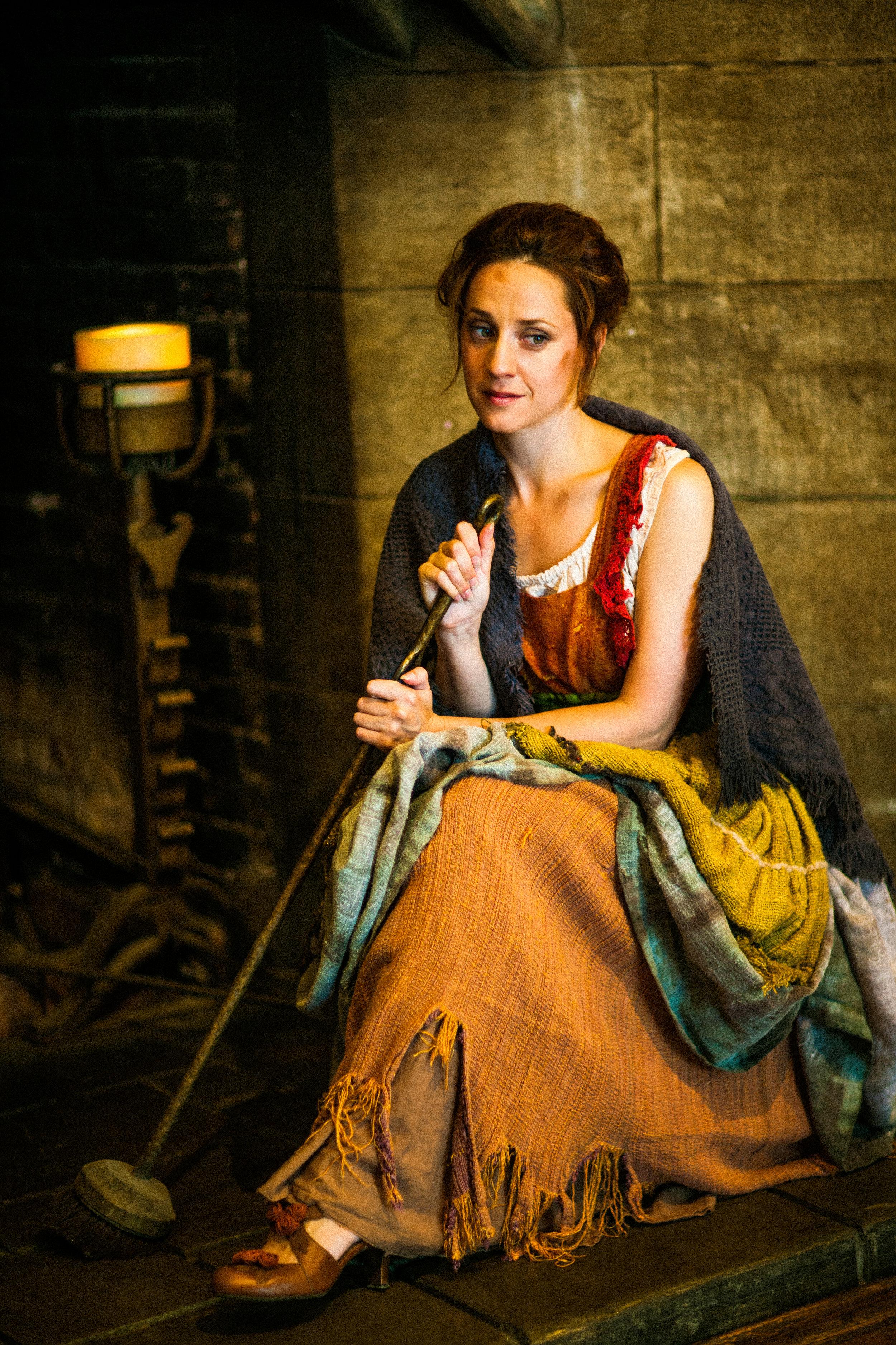Cinderella Enchanted, Berkeley Playhouse