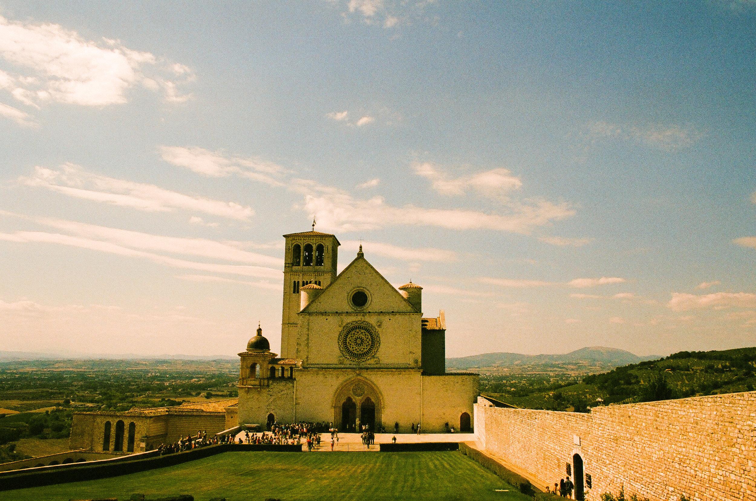 Basilica of Saint Francis of Assisi, Italy