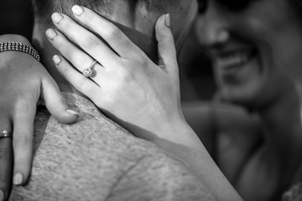 Wes Fisher Photography - Engagement - ring and embrace.jpg