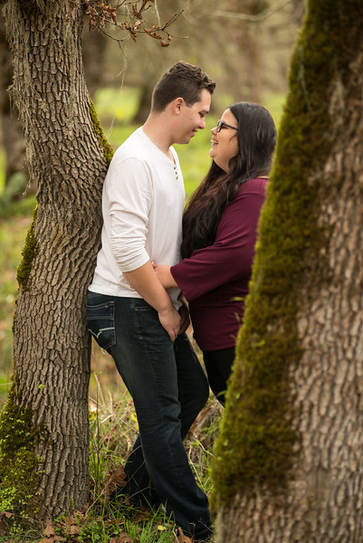 Wes Fisher Photography - Engagement - in trees.jpg