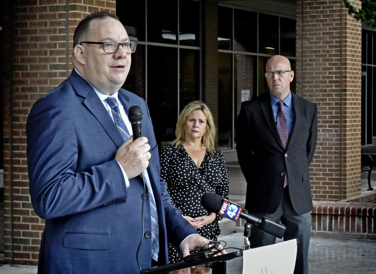 Stop Child Predators rallies in Lancaster for a bill expanding statutes of limitations on sexual abuse of children - October 11, 2018 | LancasterOnline