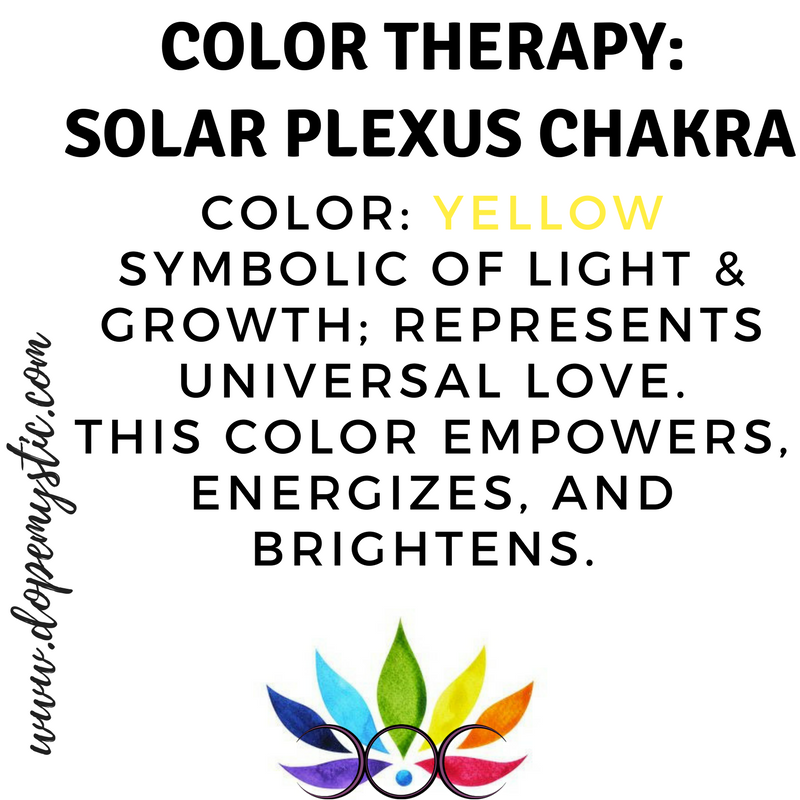 Yellow symbolizes intellect, creativity, happiness and the power of persuasion. It is also associated with cowardice. In healing use yellow to promote clarity of thought. In the aura yellow signifies intellectual development, for either material or spiritual ends.