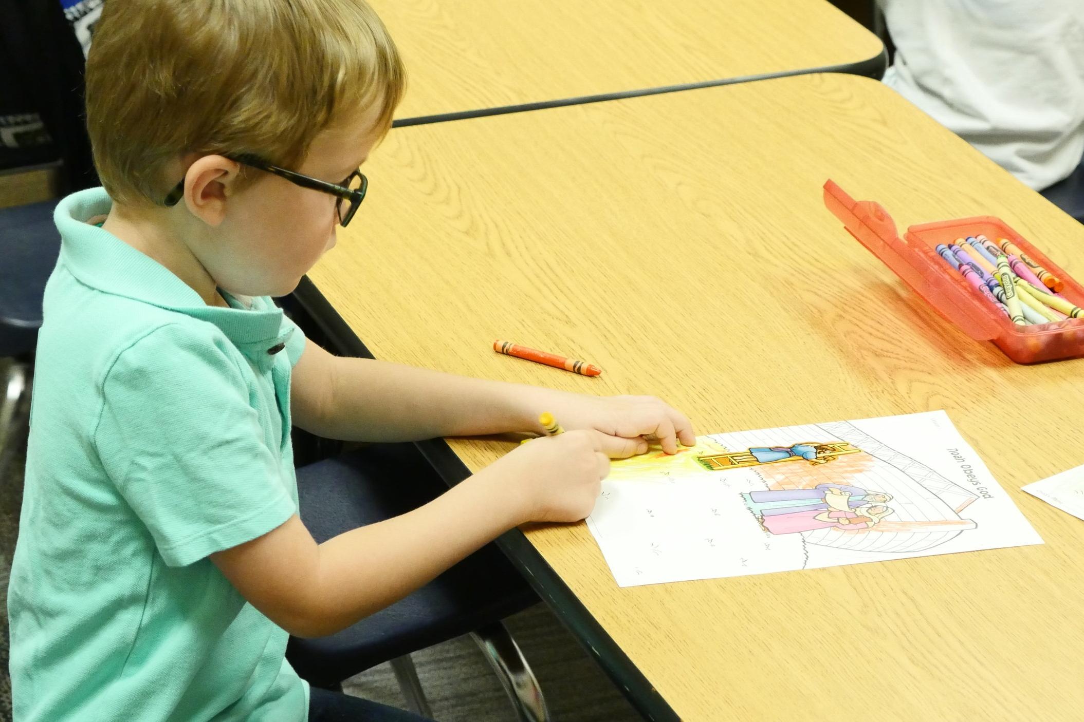Early Education - PreK3 - kdg.