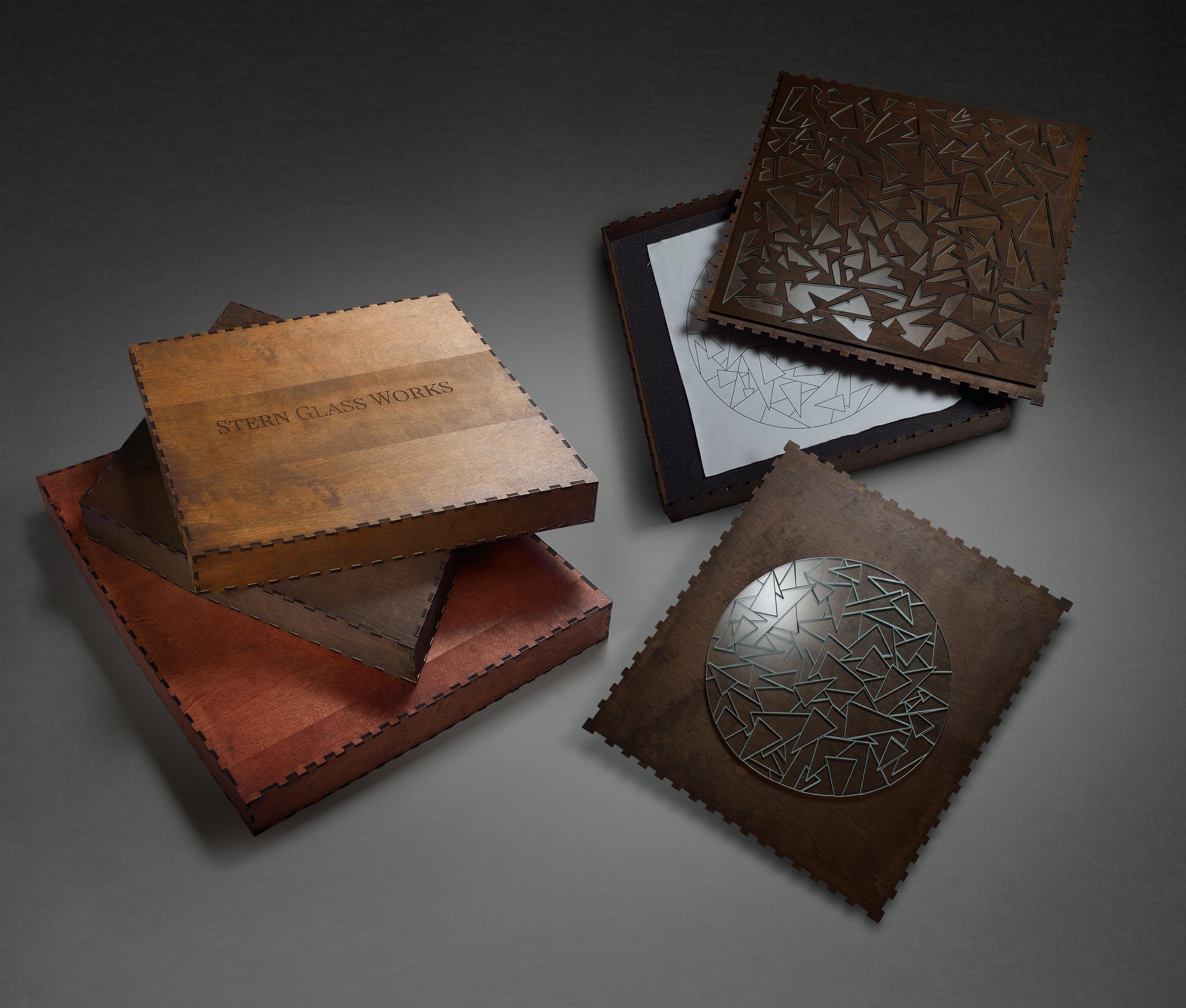 Handmade Display Box