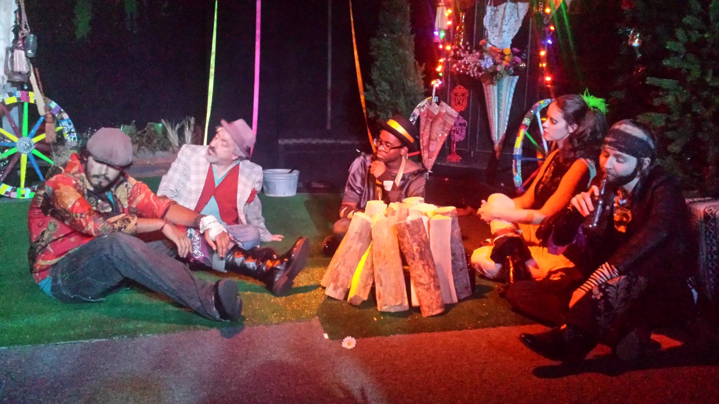 Hamlet: A Gypsy Tale