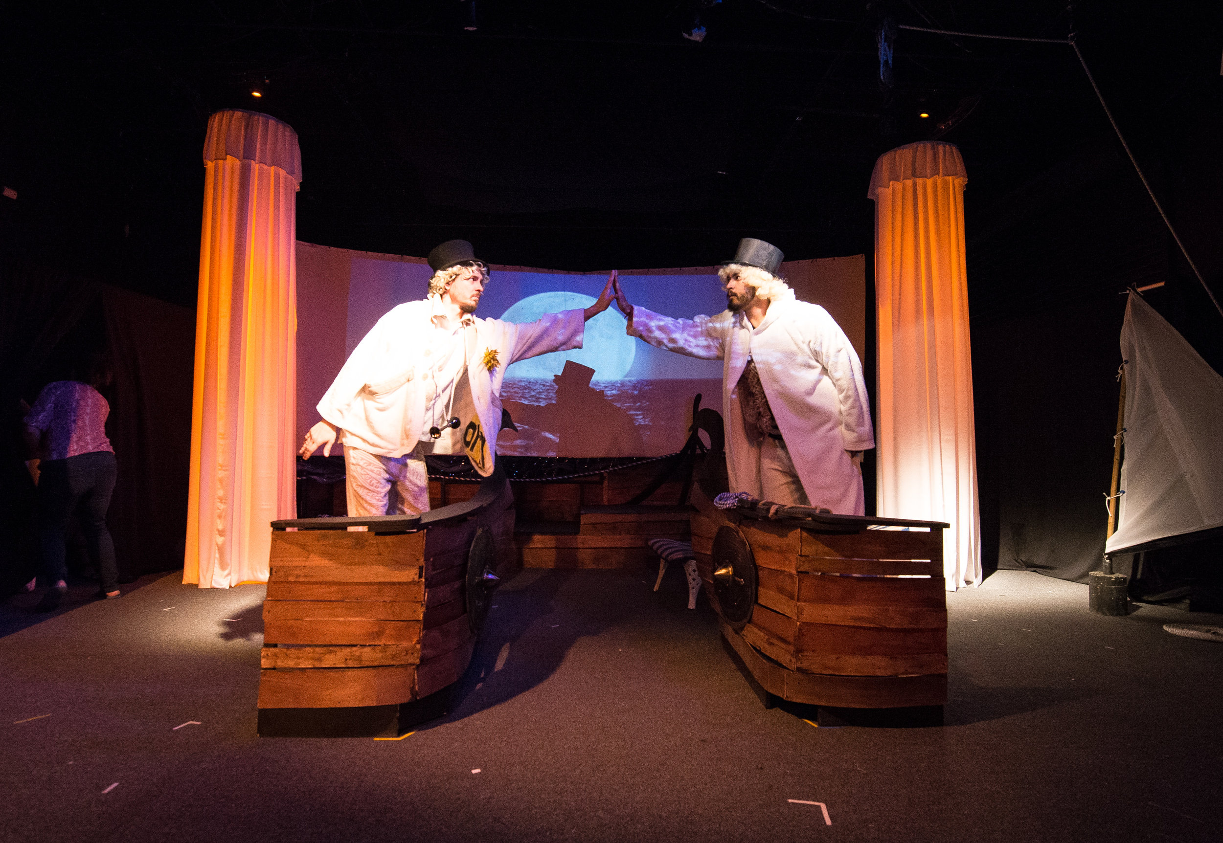 Kevin Lowry as &  Jaycee Sanchez  as Rodericus