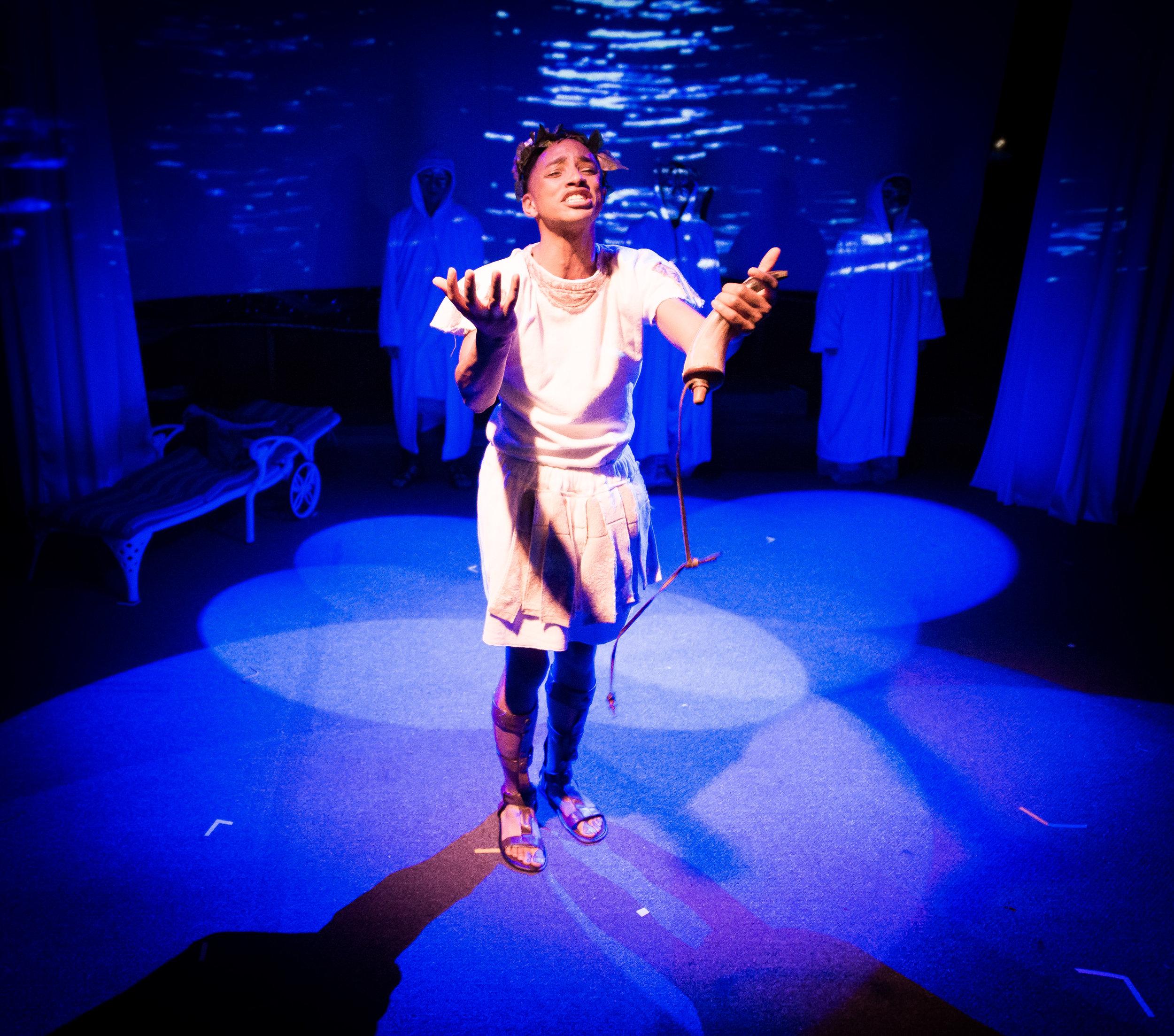 Quinn Marksman  as  Cassius