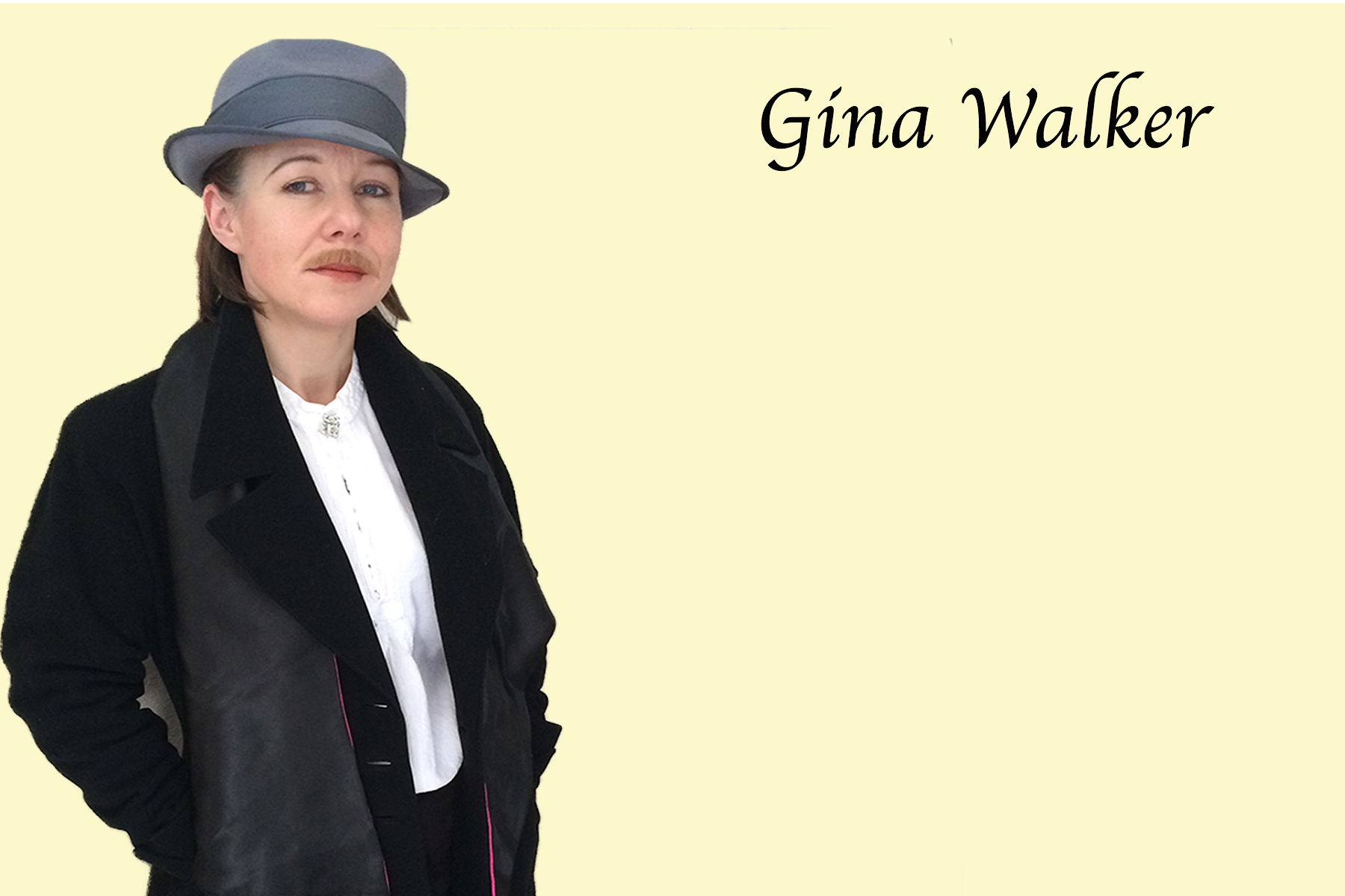 Gina moved to Colorado from England only recently, and is loving the theater scene here - as well as the gorgeous people, weather, and mountains, obviously!  She's been having fun on stage since she was a teenager, and at University was in The Cambridge Footlights.  Most recently she's appeared in  The Forsyte Saga  in Leicester, England, and  The Rimers of Eldritch  at DCTA here in Denver.  She's deeply thrilled to be in  Beth , her first show with the amazing Betsy Stage crew, and so grateful to her husband, Hamish, for his relentless support.