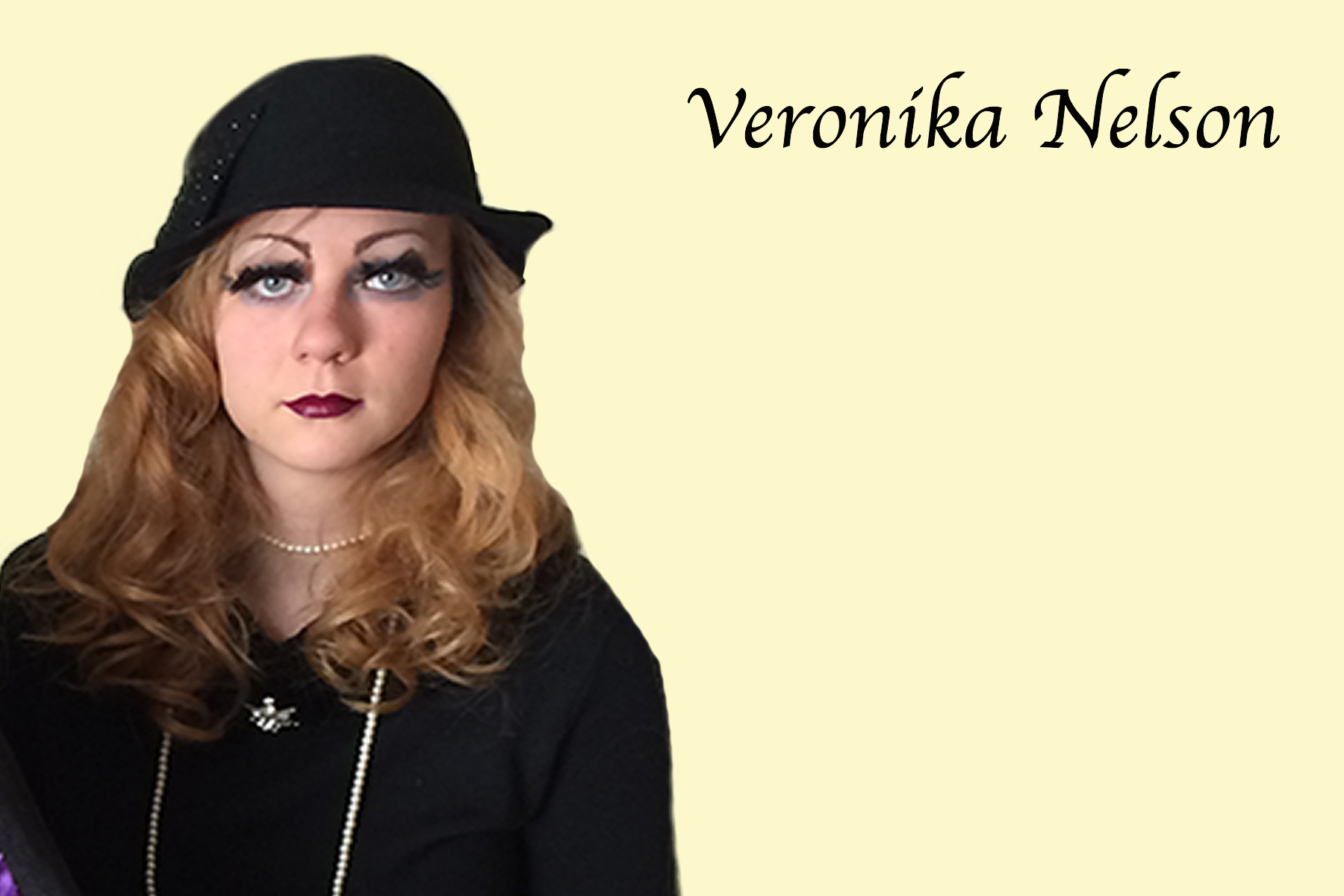 """Veronika has always had a love for performance.  She began acting in professional regional and union theaters in her early teens.  After attending the American Musical and Dramatic Academy of New York City, she performed in off-Broadway and Equity theaters where she worked and studied under well-known professionals.  Since being in Colorado she has performed all over the Front Range, and has a teaching position with The Arvada Center for Arts and Humanities and Virtuosity Dance Centre.  Her favorite roles include Carla in  I Never Promised You a Rose Garden , Yvonne in Neil Simon's  Dinner Party , Ellie in  Showboat , and a trio of roles in Stoppard's  Coast of Utopia .  She would like to thank all of the """"lovely people along the way for getting me where I am today."""""""
