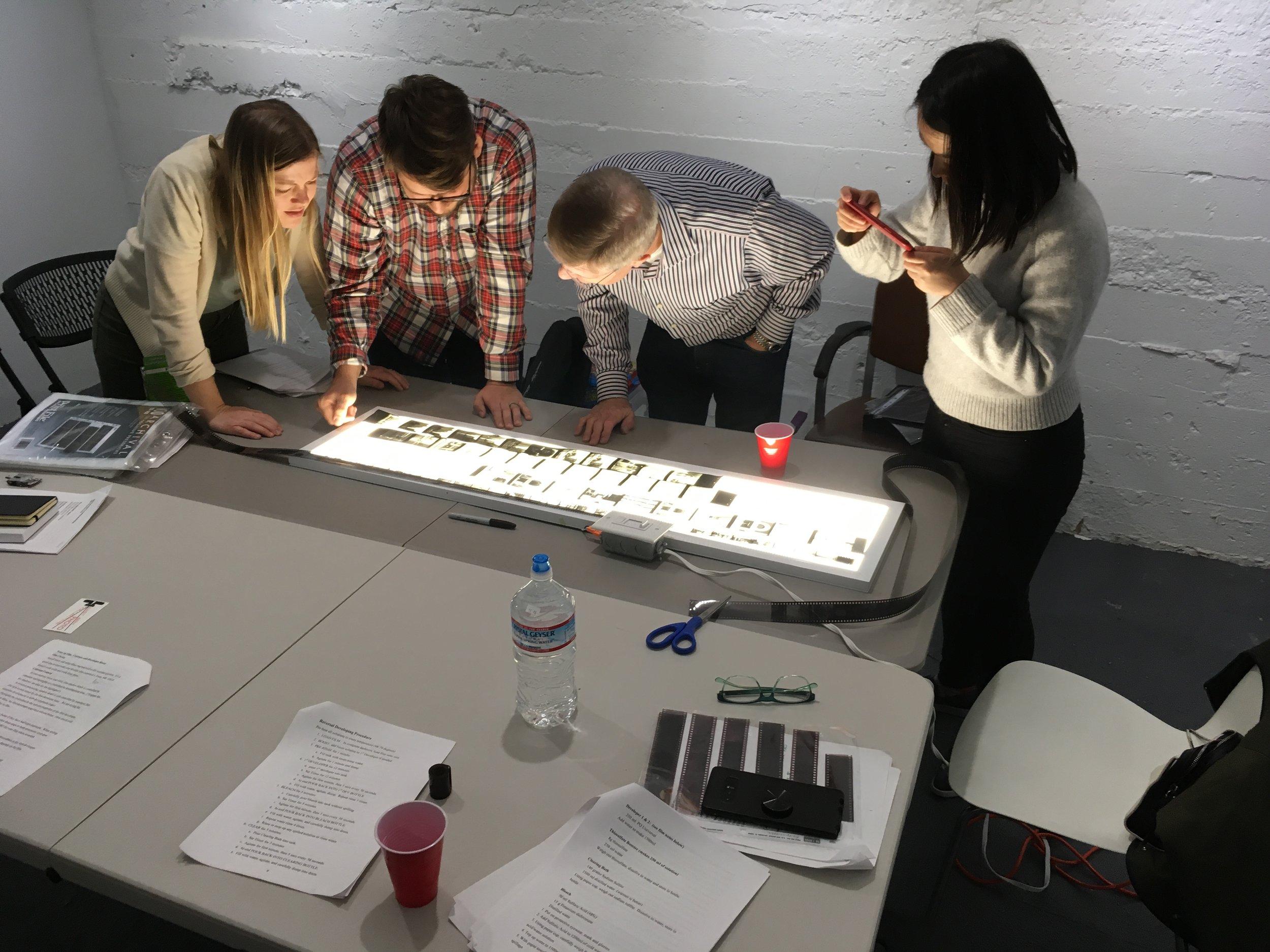 Spring 2019 Reversal Processing Workshop
