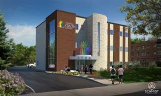 IYG's new building, located at 3733 N. Meridian St., Indpls 46205