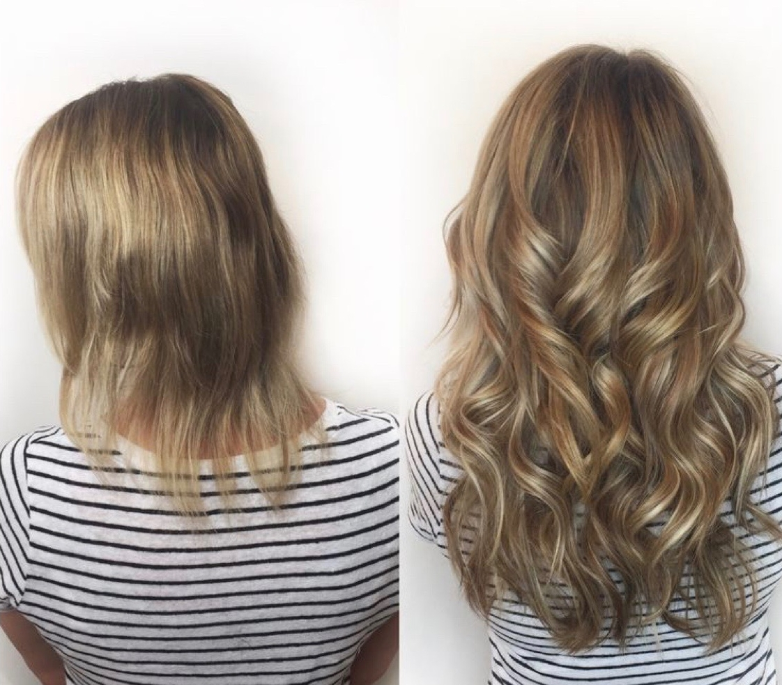 Tape in extensions how to
