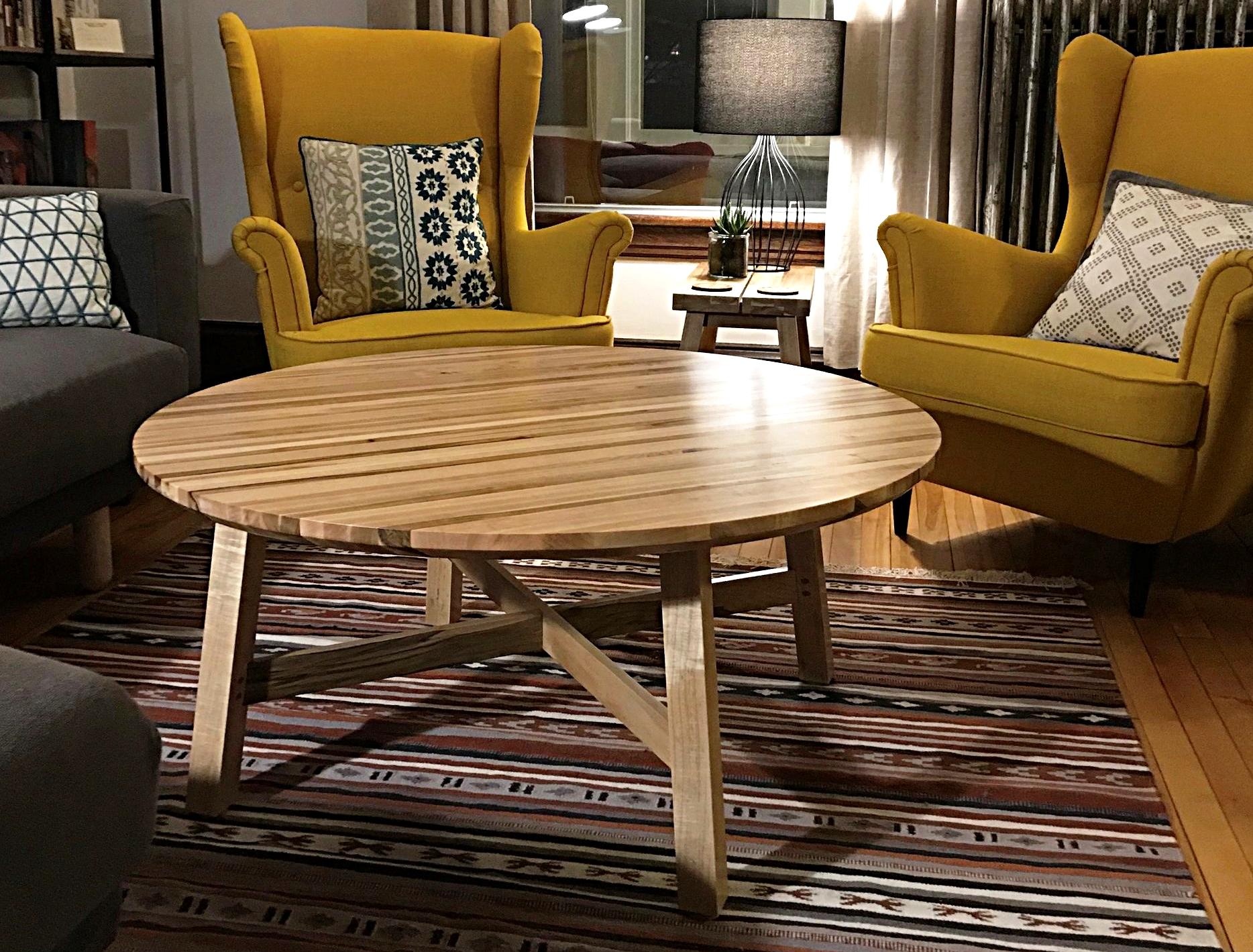 Coffee Table - Ambrosia Maple