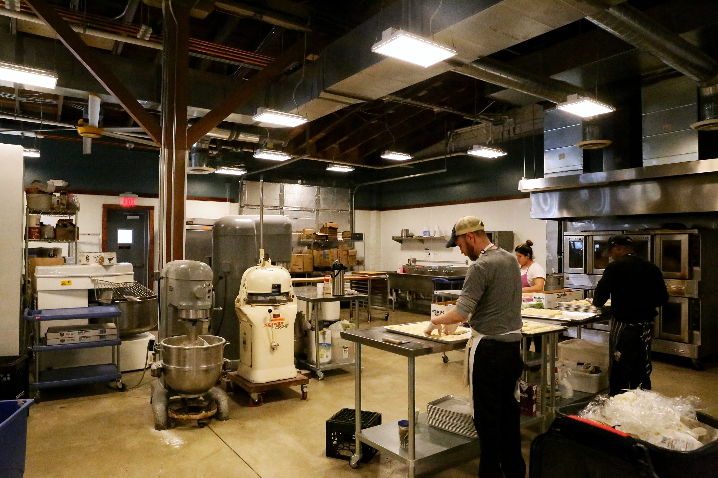 The Food Corridor calls Tastemakers one of the top shared kitchens -
