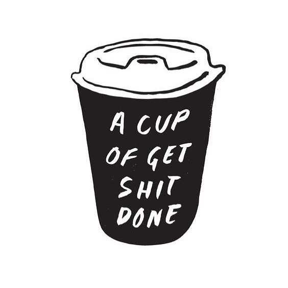 #Truth. ☕️☕️☕️ If you are in need of a caffeine kick, try Five. Don't forget it's Cheap Eats Tuesday too - $15 for a spicy Chicken Burger, Beef Bao Buns or a Reuben Sandwich.