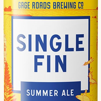 Gage Roads Single Fin Summer Ale - 4.5%   Mid $6 // Sch 9.5 // Pint $12