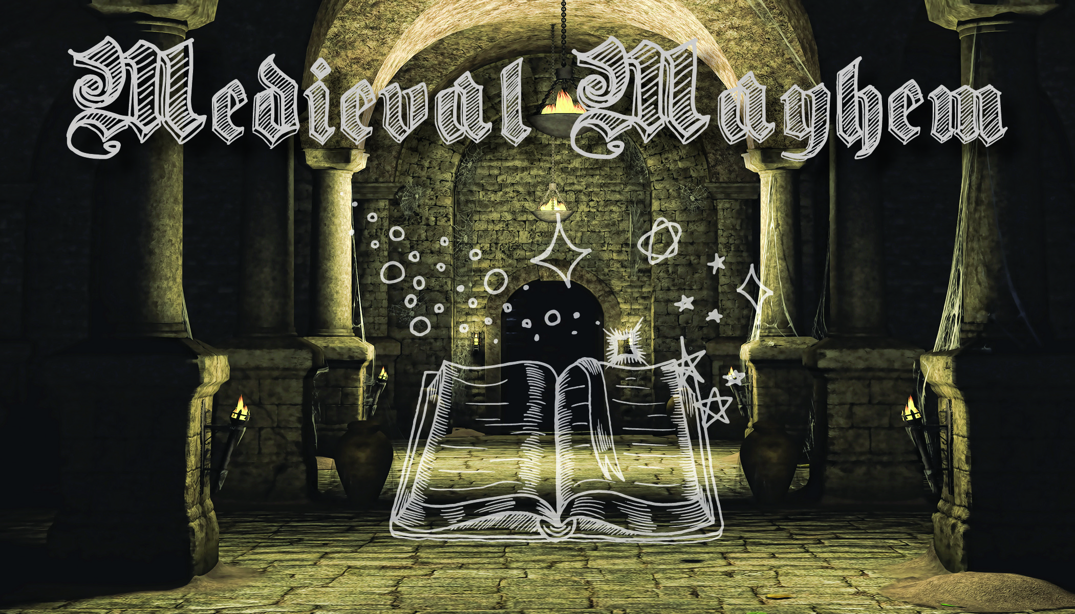 Medieval Mayhem Game Image