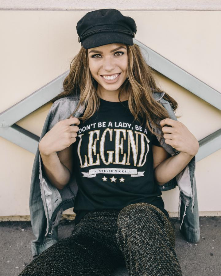 Be A Legend Tee