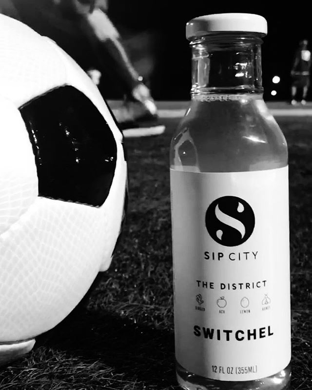 We're pretty stoked to watch the 🇺🇸women's team bring home this World Cup [of switchel] ⚽️