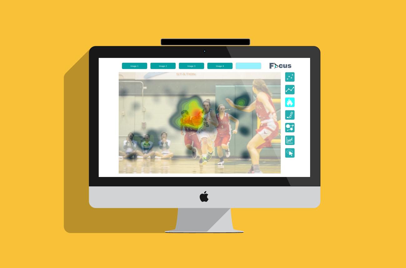 Focus - Eye Tracker Data Visualization