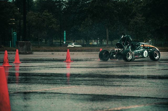 We were supposed to test cooling this weekend but the rain made that a bit difficult.