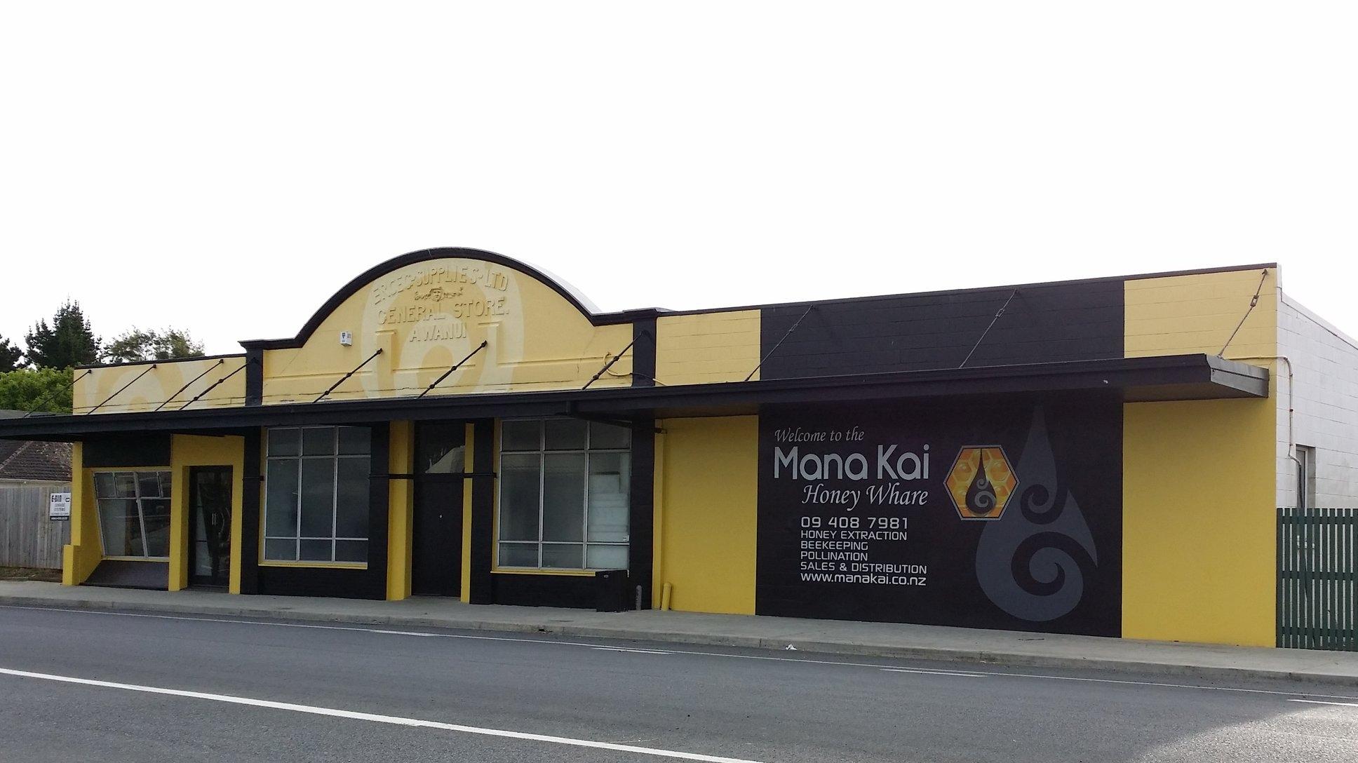 Mana Kai Honey - Factory