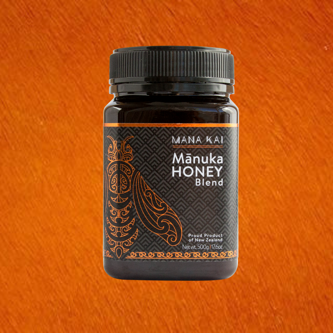 Mana Kai Honey - Manuka Honey Blend
