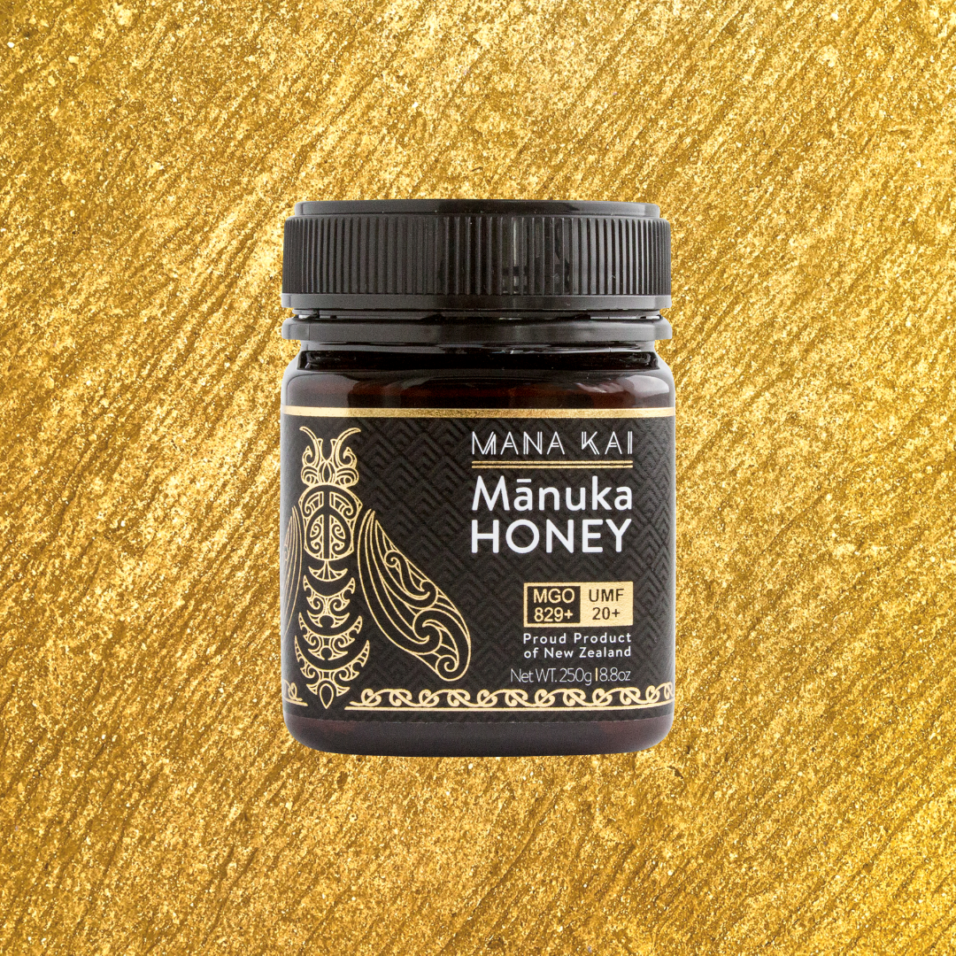 Mana Kai Honey UMF 20+ Manuka Honey