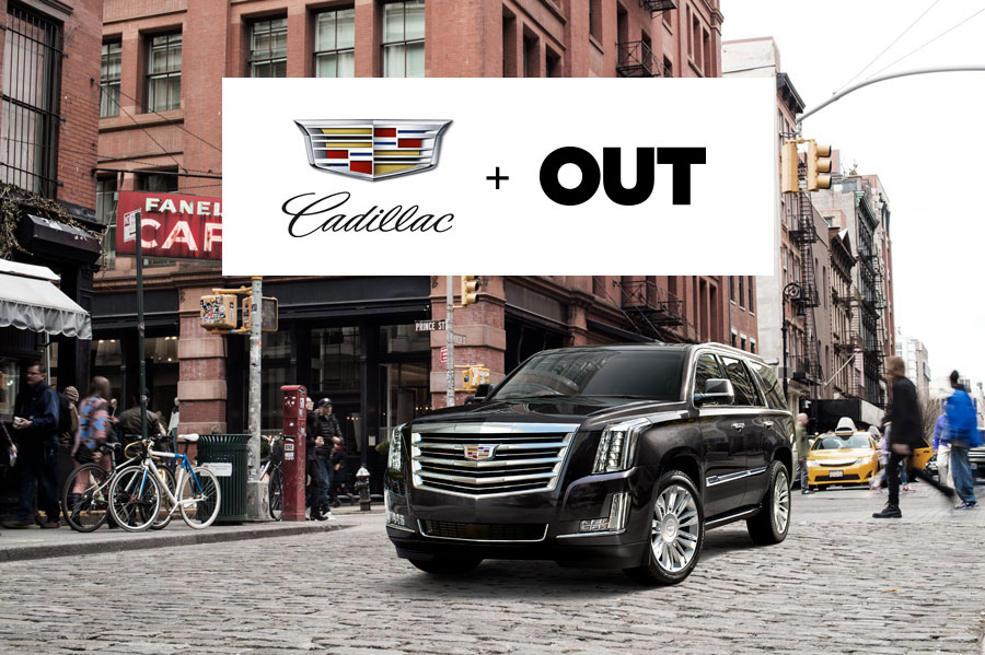 The Escalade's Precision In Style Resets The Bar For Luxury - out.com, sponsored by Cadillac