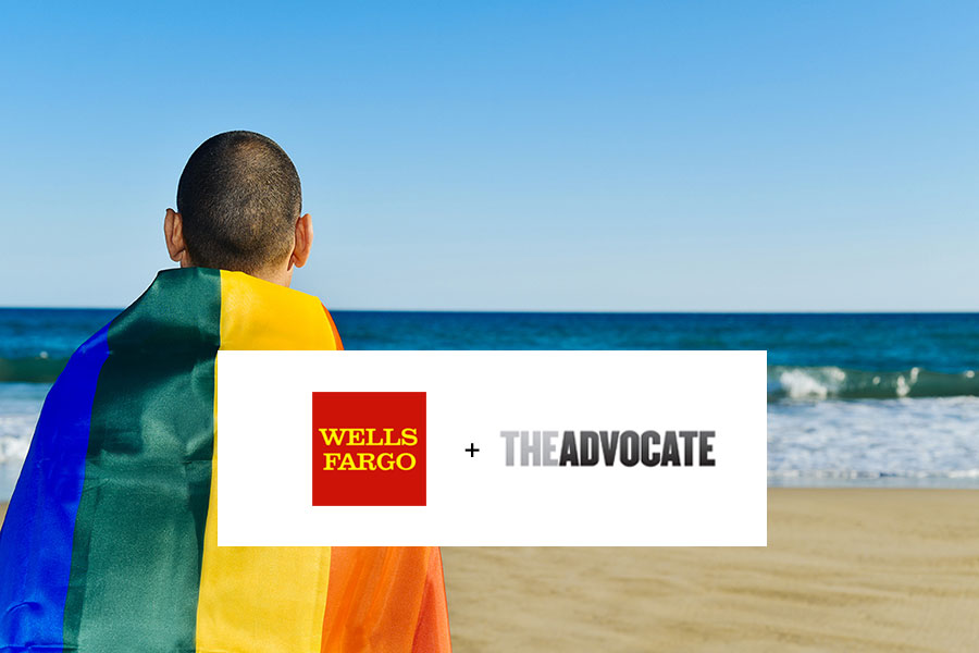 Things You Can Do To Create Positive Change For LGBTQ Youth - advocate.com, sponsored by Wells Fargo