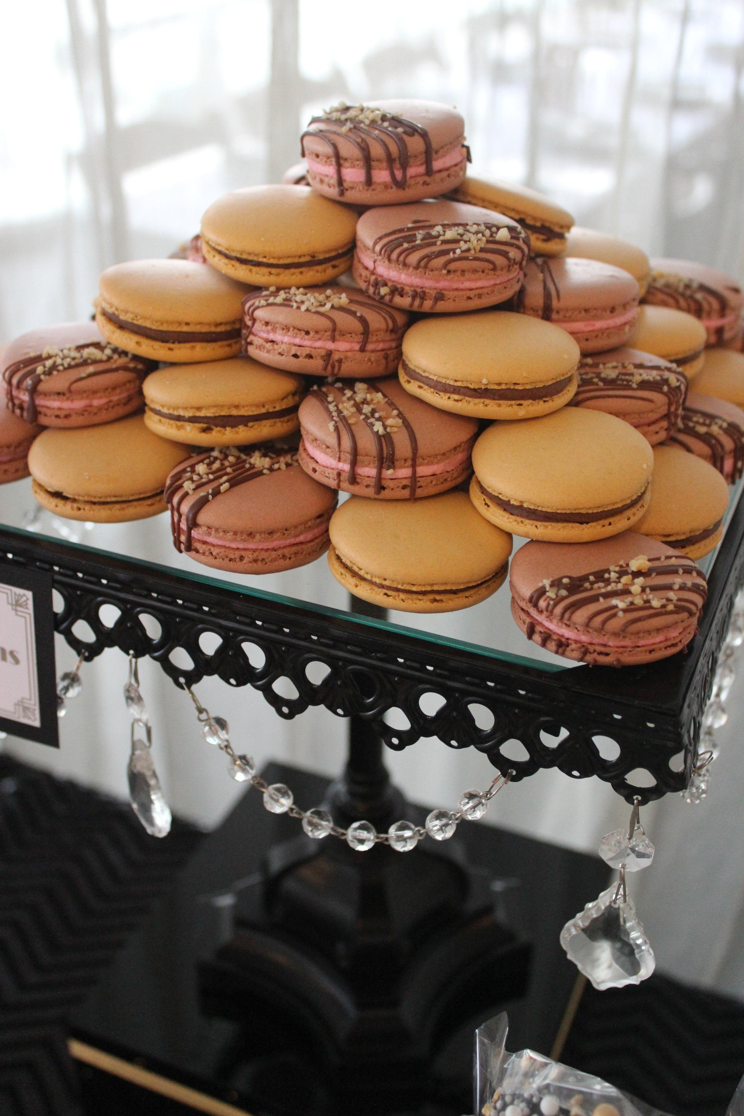 Roaring 20s Gatsby 4 - Macarons by Monika