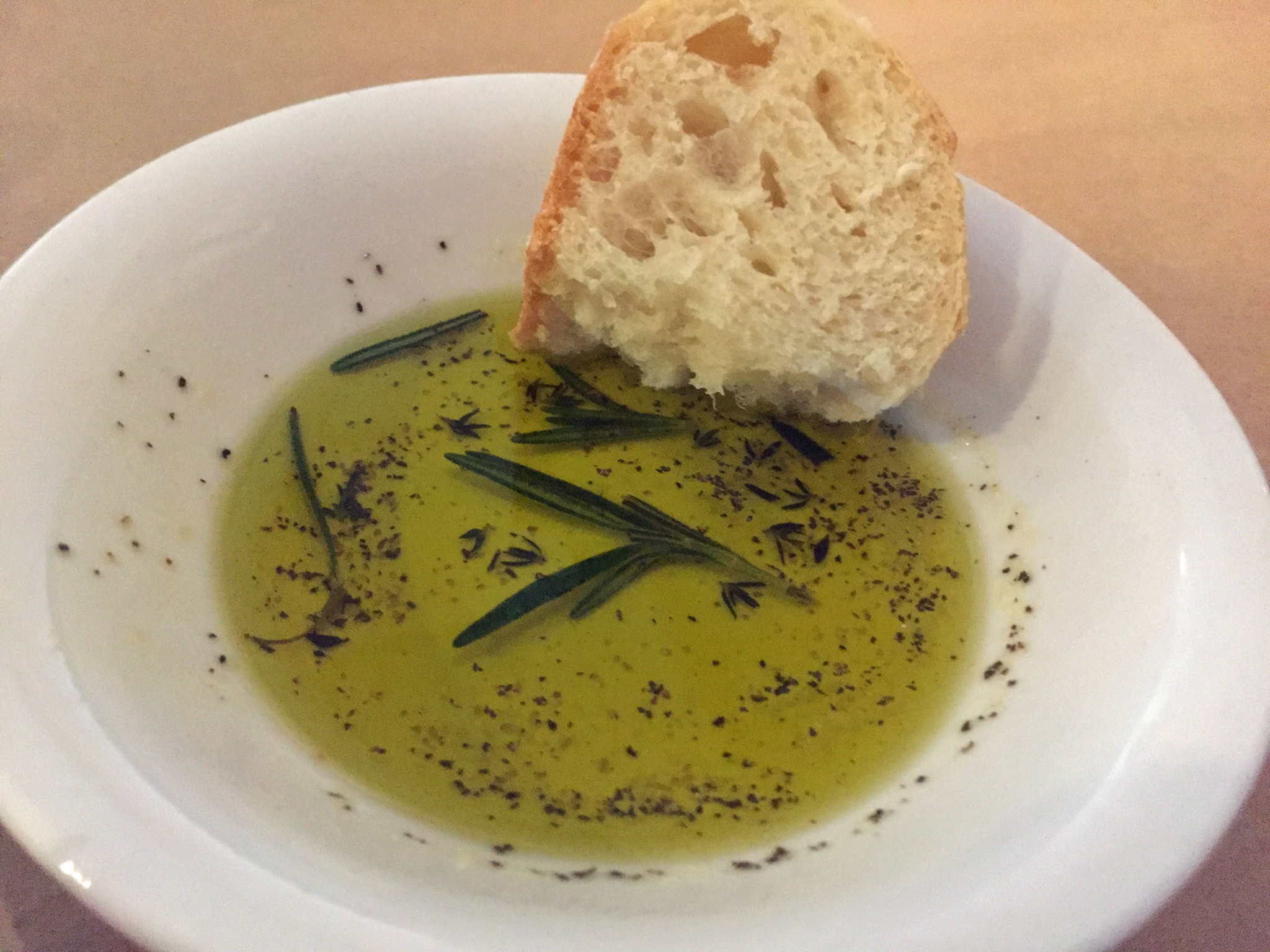 Italian Bread Dip - Try making this delicious and easy Italian Bread Dip for an appetizer or side dish during your next meal.
