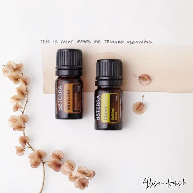 Today I'm applying a bit of Cheer and a bit of Motivation to brighten my day and sooth my soul today ☀️ I hope you have a lovely day! Whether you are able to spend it with a significant other, or if you're joining me and spending it just loving a bit more on yourself 💛 , .  #blessed #essentialoil #essential #doterra #aromatherapy #jobopportunity #healthytips #holistic #valentinesday #sahm #natural #valentines #happy #youngliving #instagood #healthy #natural #kids #oils #oil #love #detox #doterra #healthytips #naturalliving #livenatural #photooftheday #essentialoils #allisonhuish