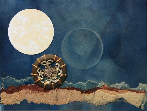 Equinox Full Moon ( the turning of the seasons)   - 2019