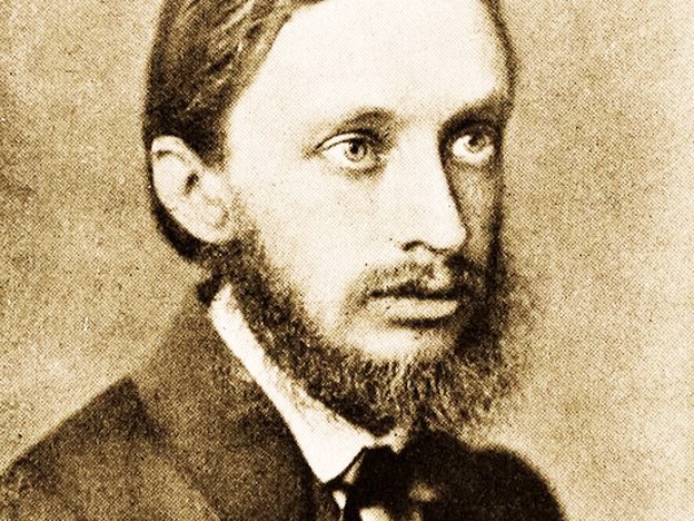 Herman Goetz (1840-1876)... I'm drawing a blank on some sort of beard-related joke. Come up with your own!