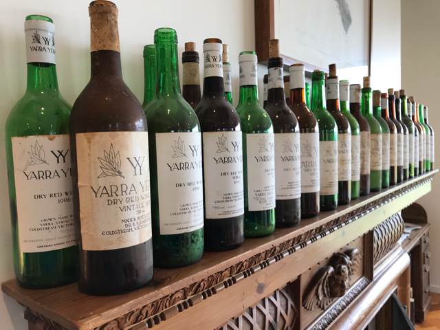 Yarra Yering has been at this for some time. No wonder these wines are so remarkable.