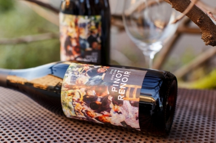 Yes, we serve our Pinot Renoir slightly chilled. And so should you.
