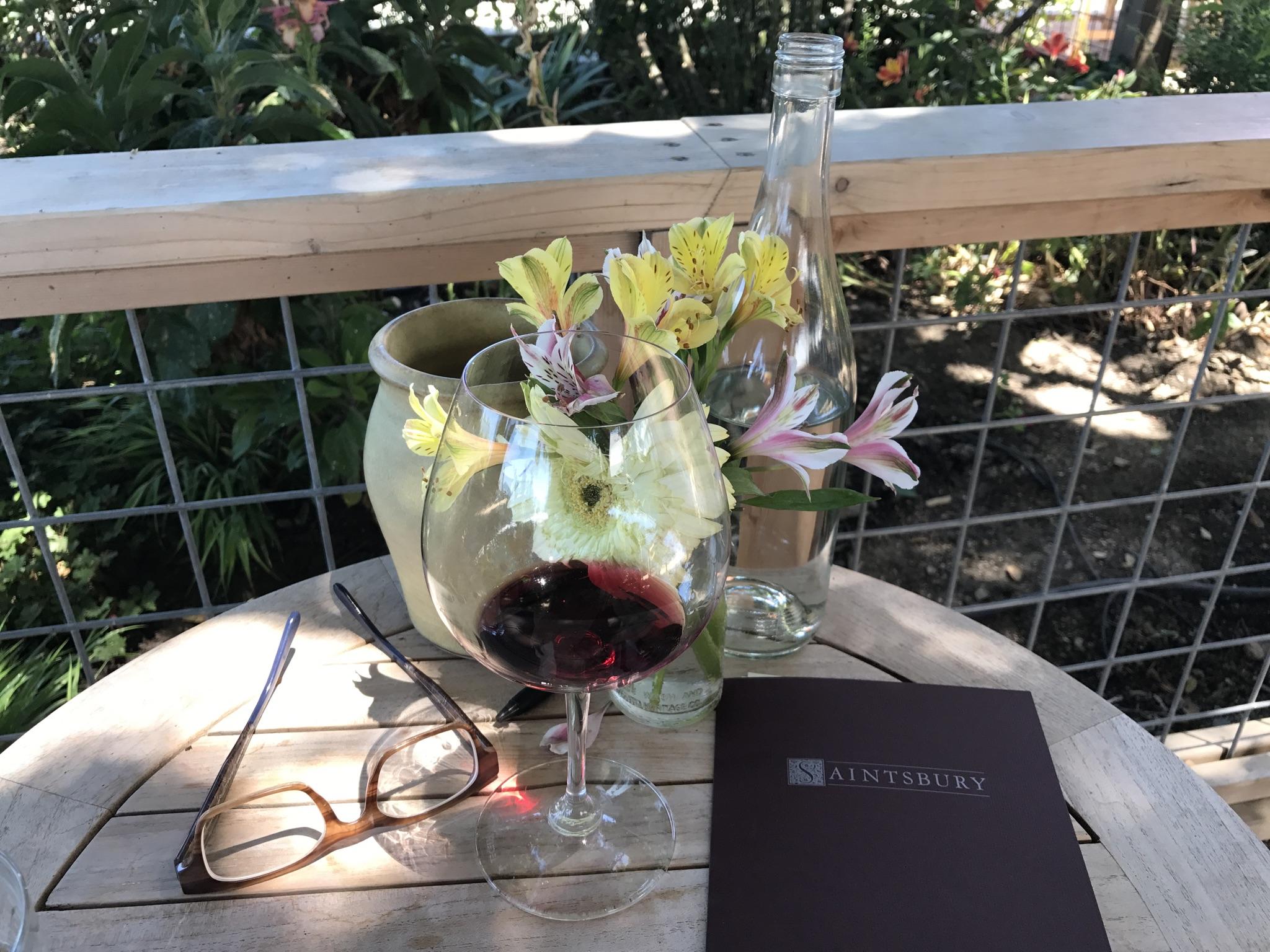 Saintsbury  in Los Carneros AVA of California makes exquisite Pinot Noir.
