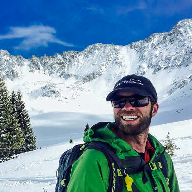 Tommy Gram - Guide & InstructorOriginally from Wisconsin and proud to have called Buena Vista, Colorado home for the last five years. Tommy enjoys spending as much time outside as possible and is a Ski Guide and AIARE Avalanche Instructor by winter and a Whitewater Kayak and Swiftwater Rescue Instructor by summer. Tommy has been teaching others how to have fun and stay safe in wilderness environments for nine years and is passionate and dedicated to a career in the outdoor industry. Tommy holds an AIARE L2, EMT Certification, Wilderness First Responder Certification, and is an AIARE Course Instructor. Additionally, Tommy is an American Red Cross Wilderness First Aid Instructor and a Whitewater Kayak and Swiftwater Rescue Instructor Trainer for the American Canoe Association.