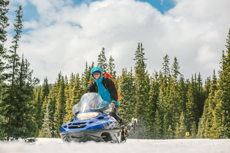 Buena Vista, Colorado   Learn to Backcountry Ski and Splitboard    Learn More  ❄ ︾